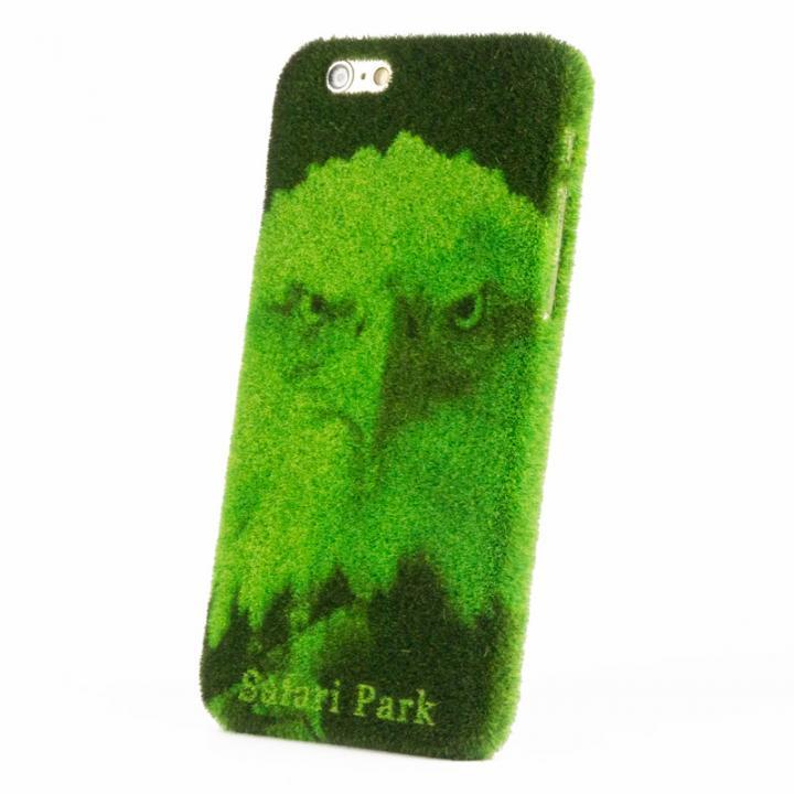 【iPhone6ケース】Shibaful -Safari Park- ワシ iPhone 6ケース_0