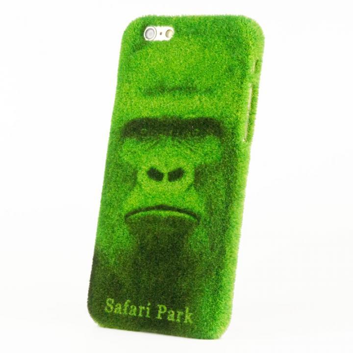 【iPhone6ケース】Shibaful -Safari Park- ゴリラ iPhone 6s/6ケース_0