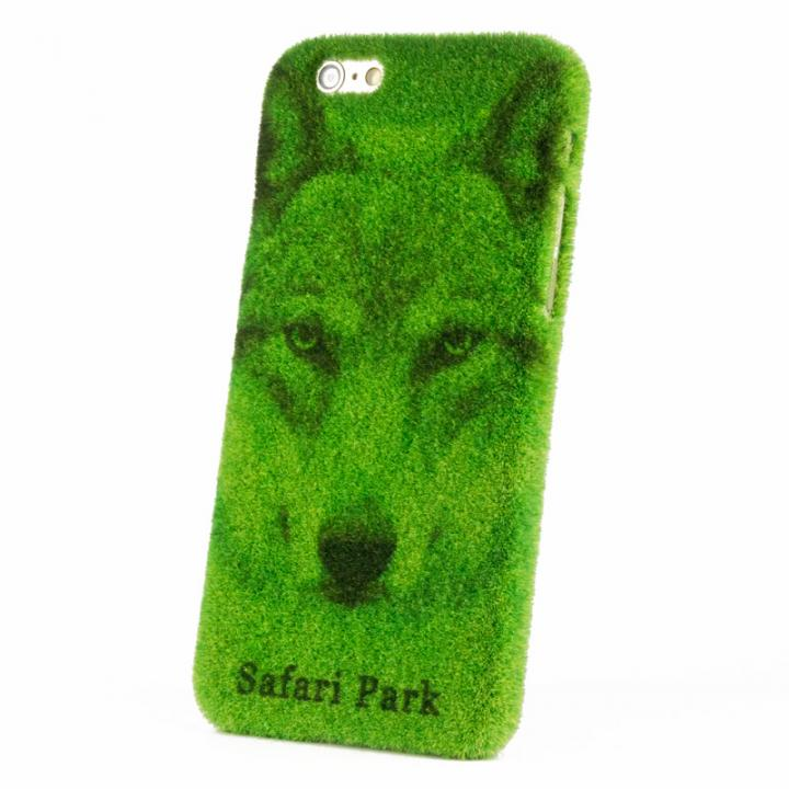 iPhone6 ケース Shibaful -Safari Park- オオカミ iPhone 6s/6ケース_0