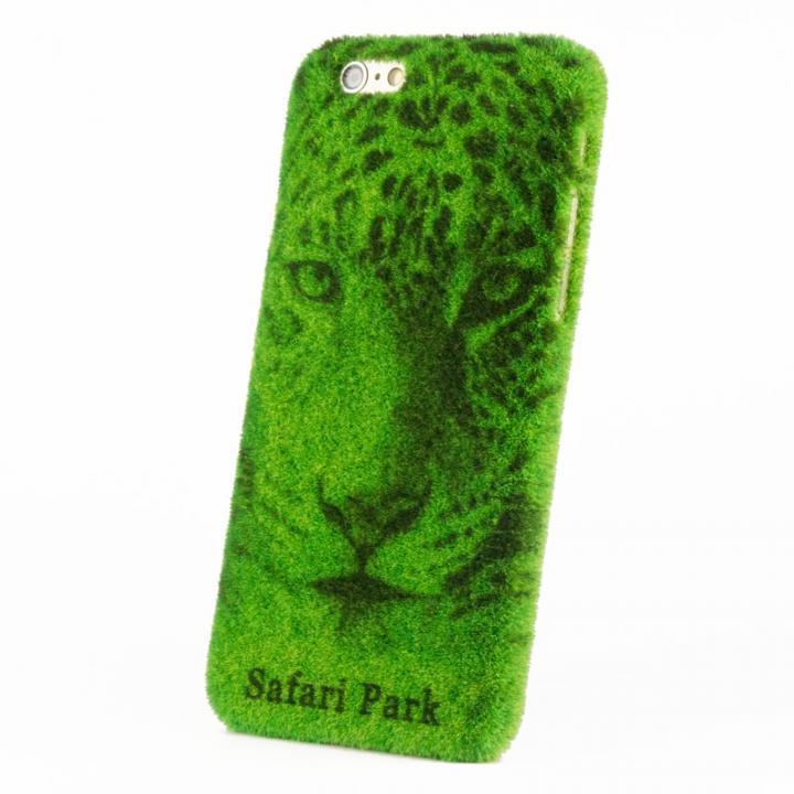【iPhone6ケース】Shibaful -Safari Park- ヒョウ iPhone 6s/6ケース_0