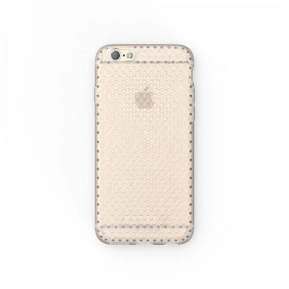 【iPhone6s/6ケース】エラストマー AndMesh MESH CASE クリア iPhone 6s/6ケース_2