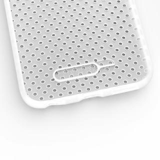 【iPhone6s/6ケース】エラストマー AndMesh MESH CASE クリア iPhone 6s/6ケース_3