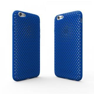 【iPhone6s/6ケース】エラストマー AndMesh MESH CASE ブルー iPhone 6s/6ケース_3