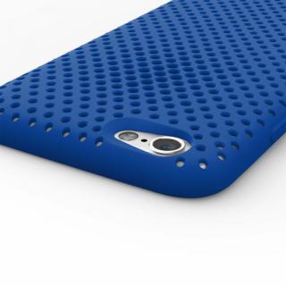【iPhone6s/6ケース】エラストマー AndMesh MESH CASE ブルー iPhone 6s/6ケース_4
