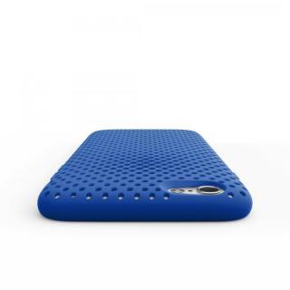 【iPhone6s/6ケース】エラストマー AndMesh MESH CASE ブルー iPhone 6s/6ケース_5