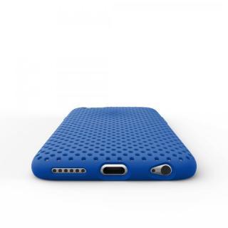 【iPhone6s/6ケース】エラストマー AndMesh MESH CASE ブルー iPhone 6s/6ケース_6