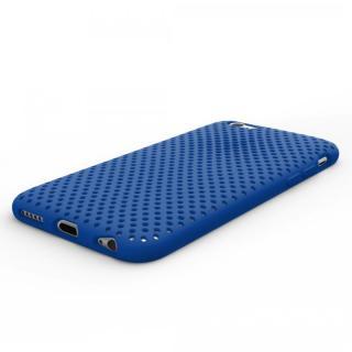 【iPhone6s/6ケース】エラストマー AndMesh MESH CASE ブルー iPhone 6s/6ケース_7