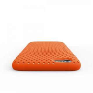 【iPhone6s/6ケース】エラストマー AndMesh MESH CASE オレンジ iPhone 6s/6ケース_5