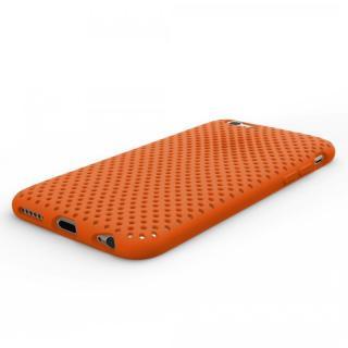 【iPhone6s/6ケース】エラストマー AndMesh MESH CASE オレンジ iPhone 6s/6ケース_7