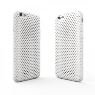 【iPhone6s/6ケース】エラストマー AndMesh MESH CASE ホワイト iPhone 6s/6ケース_3