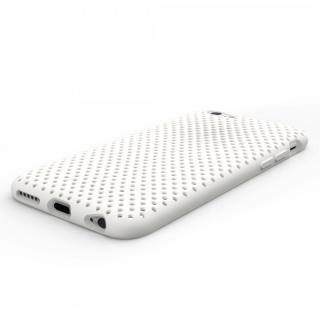 【iPhone6s/6ケース】エラストマー AndMesh MESH CASE ホワイト iPhone 6s/6ケース_7