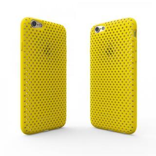 【iPhone6s/6ケース】エラストマー AndMesh MESH CASE イエロー iPhone 6s/6ケース_3
