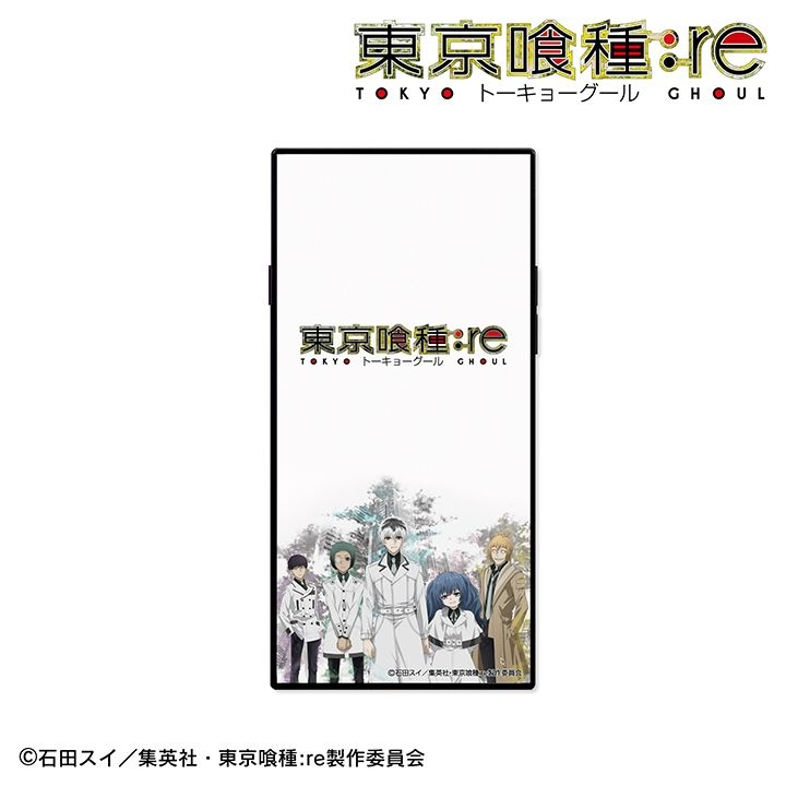 【iPhone8/7ケース】東京喰種トーキョーグール:re TILE 背面ケース iPhone 8 / 7【1月下旬】_0