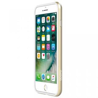 [8月特価]工具不要 かんたん着脱バンパー Blade Edge ゴールド iPhone 7 Plus