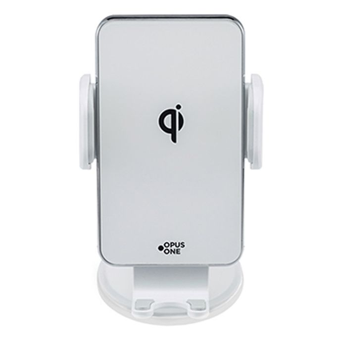 OPUS ONE F1 フルオート ワイヤレスチャージャー Snow White_0