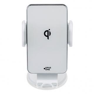 OPUS ONE F1 フルオート ワイヤレスチャージャー Snow White【10月下旬】