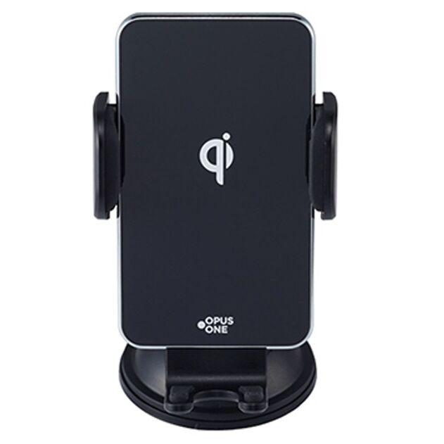 OPUS ONE F1 フルオート ワイヤレスチャージャー Piano Black_0