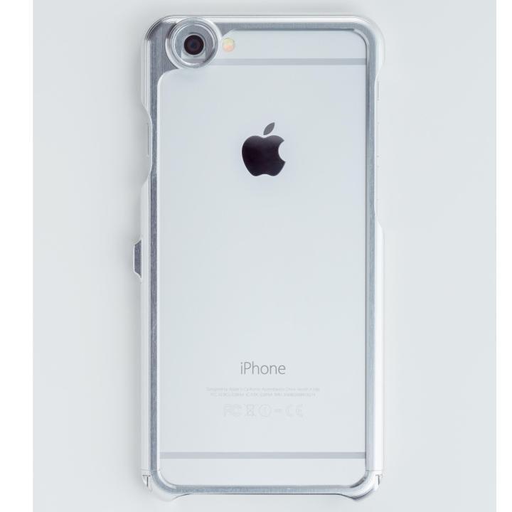 【iPhone6s/6ケース】tokyo grapher Platinum Edition シルバー iPhone 6s/6_0
