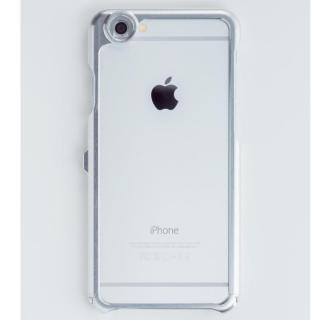 【iPhone6s/6ケース】tokyo grapher Platinum Edition シルバー iPhone 6s/6