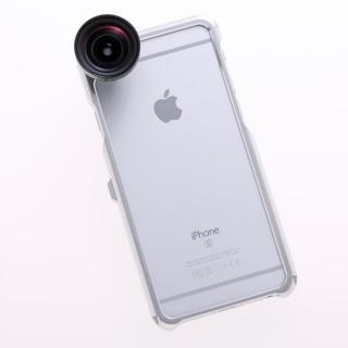 【iPhone6s/6ケース】tokyo grapher Silver Edition ZDワイドレンズ シルバー iPhone 6s/6_3