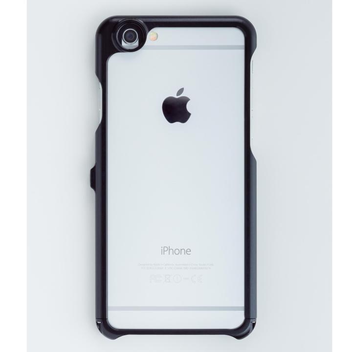 iPhone6s/6 ケース tokyo grapher Silver Edition ZDワイドレンズ ブラック iPhone 6s/6_0