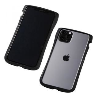 iPhone 11 Pro/XS ケース CLEAVE Aluminum Bumper アルミバンパー ブラック iPhone 11 Pro/XS/X