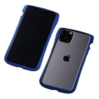 iPhone 11 Pro/XS ケース CLEAVE Alumium Bumper アルミバンパー ブルー iPhone 11 Pro/XS/X
