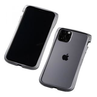 iPhone 11 Pro/XS ケース CLEAVE Alumium Bumper アルミバンパー シルバー iPhone 11 Pro/XS/X【11月上旬】