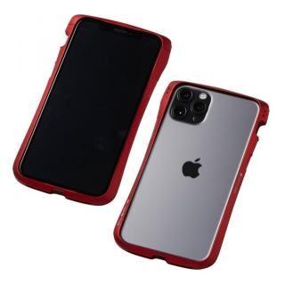 iPhone 11 Pro/XS ケース CLEAVE Alumium Bumper アルミバンパー レッド iPhone 11 Pro/XS/X【11月上旬】