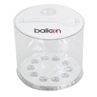 水に浮くソーラー・ランタン balloon(バルーン)_1