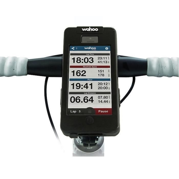 iPhone SE/5s/5 ケース Wahoo Fitness PROTKT BIKE MOUNT & CASE  iPhone SE/5s/5_0