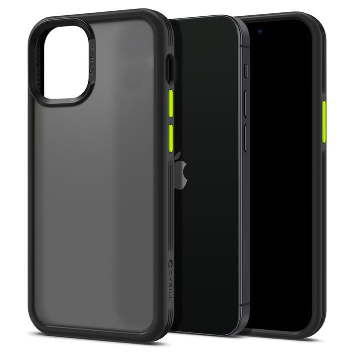 Spigen ColorBrick Black  iPhone 12 mini_0