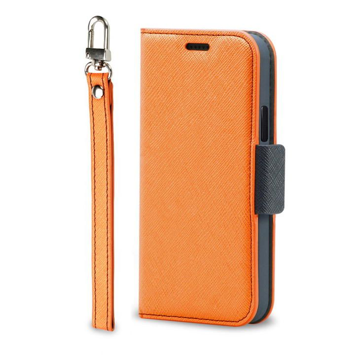Corallo NU  iPhoneケース Orange+Black iPhone 12/iPhone 12 Pro_0