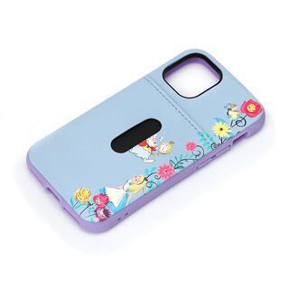 iPhone 12 mini (5.4インチ) ケース タフポケットケース アリス iPhone 12 mini