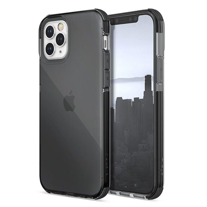 RAPTIC Clear  iPhoneケース Smoke iPhone 12/iPhone 12 Pro_0