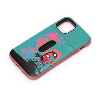 iPhone 12 mini (5.4インチ) ケース タフポケットケース スパイダーマン&ヴェノム iPhone 12 mini