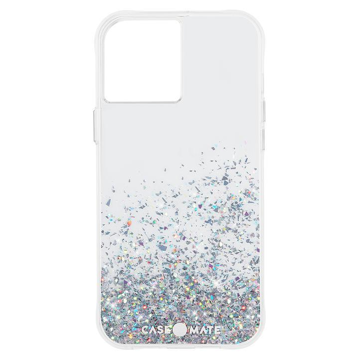 Case-Mate 抗菌・3.0m落下耐衝撃ケース Twinkle Ombre Black iPhone 12/iPhone 12 Pro_0