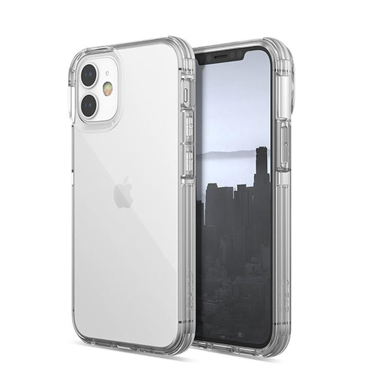 RAPTIC   iPhoneケース Clear iPhone 12 mini【11月中旬】_0
