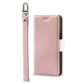iPhone 12 mini (5.4インチ) ケース Corallo NU  iPhoneケース Champagne Rose+White iPhone 12 mini