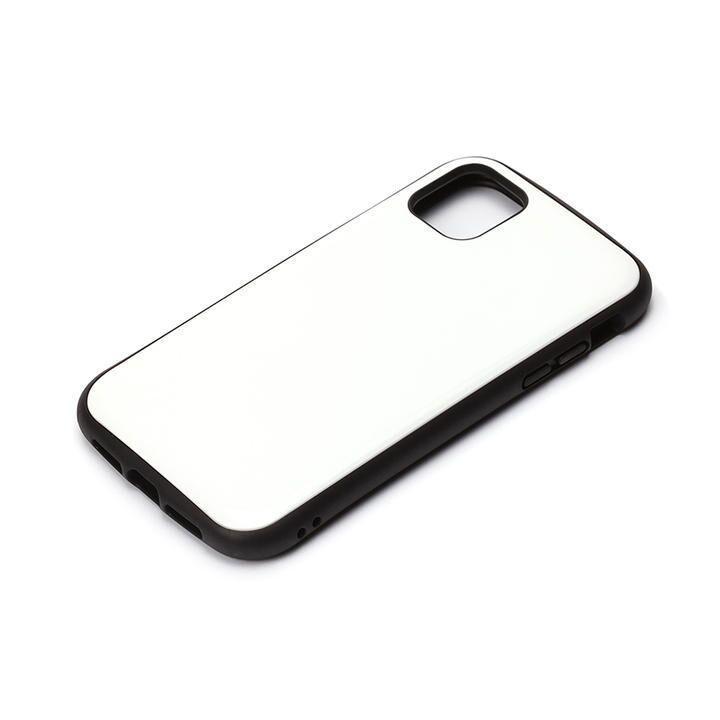 ハイブリッドタフケース ホワイト iPhone 12 mini_0