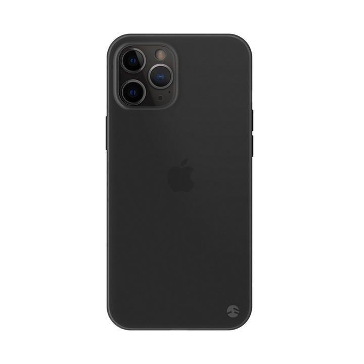 SwitchEasy 0.35  iPhoneケース Transparent Black iPhone 12 mini_0