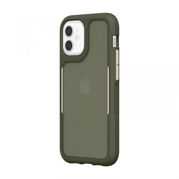 Griffin サバイバー エンデュランス オリーブ iPhone 12 mini_0