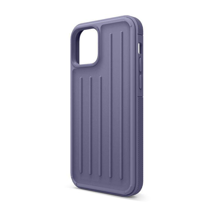 elago ARMOR CASE PHONE  iPhoneケース Lavender Grey iPhone 12 mini_0