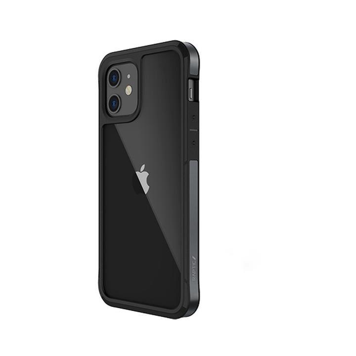 RAPTIC Egde  iPhoneケース Black iPhone 12 mini_0