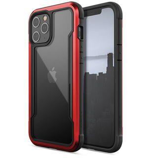 iPhone 12 Pro Max (6.7インチ) ケース RAPTIC Shield  iPhoneケース Red iPhone 12 Pro Max