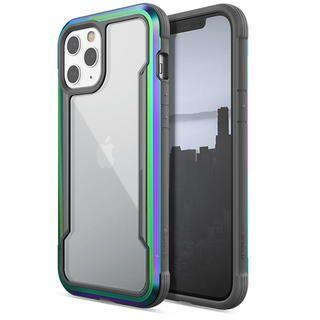 iPhone 12 Pro Max (6.7インチ) ケース RAPTIC Shield  iPhoneケース Iridescent iPhone 12 Pro Max
