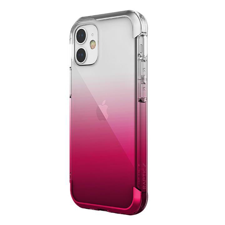 RAPTIC Air  iPhoneケース Pink Gradient iPhone 12 mini_0