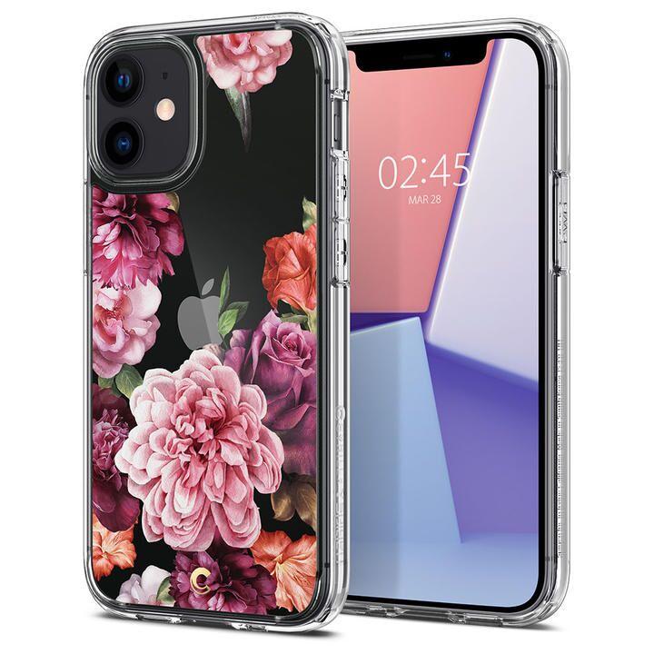 Spigen Cecile Rose Floral iPhone 12 mini_0