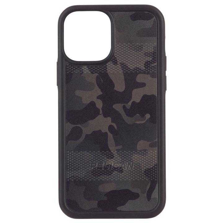 Pelican 抗菌 4.5m落下耐衝撃ケース Protector Camo Green iPhone 12 Pro Max_0