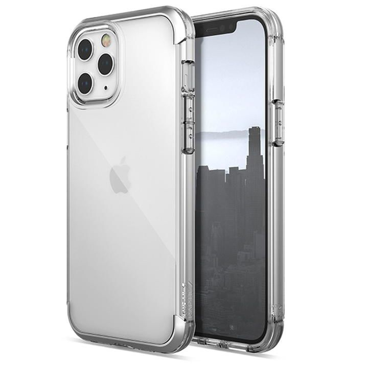 RAPTIC Air  iPhoneケース Clear iPhone 12 Pro Max【12月中旬】_0